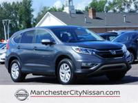 Clean CARFAX. CARFAX One-Owner.   ONE OWNER, CR-V EX