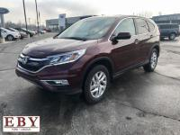 CR-V EX, AWD, Basque Red Pearl II, ONE OWNER! CLEAN