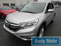 CARFAX One-Owner. Clean CARFAX. 2015 Honda CR-V EX in