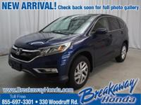 ONE OWNER!!!, SUNROOF/MOONROOF!, NO ACCIDENT HISTORY ON