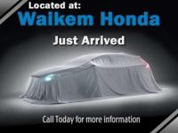 **HONDA CERTIFIED**7 YR 100,000 MILE WARRANTY