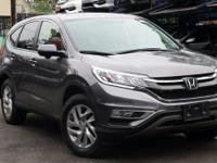 Recent Arrival! Certified. 2015 Honda CR-V EX Modern