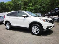 Recent Arrival! Certified. 2015 Honda CR-V EX33/26