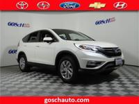 Check out this gently-used 2015 Honda CR-V we recently