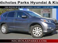2015 Honda CR-V EX Recent Arrival! CARFAX One-Owner.