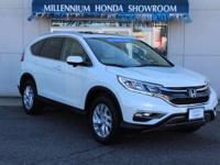 This Honda Certified CR-V AWD 5dr EX-L  has been