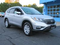 This 2015 Honda CR-V AWD 5dr EX-L w/Navi is proudly
