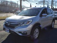 Recent Arrival! AWD. CARFAX One-Owner. 2015 Honda CR-V