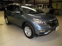 only 6,600 miles!!..CR-V EX-L: 4WD..1 OWNER-LOCAL