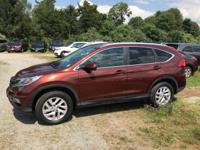 This 2015 Honda CR-V EX-L is proudly offered by Sussex