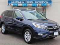 This CR-V EX-L is Priced Below The Average Market Price