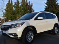 Options:  2015 Honda Cr-V Ex-L 4Wd 50K Miles|Options:
