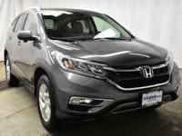 Lujack's is excited to offer this 2015 Honda CR-V. This