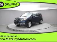 ***Just Made Available***, 2015 Honda CR-V EX-L