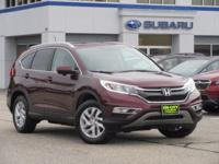 ***** ATTENTION HONDA FANS ***** This 2015 Honda CRV