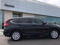 CARFAX One-Owner. Clean CARFAX.2015 Honda CR-V 34/27