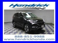 Honda Certified Warranty, 2 Wheel Drive, CARFAX