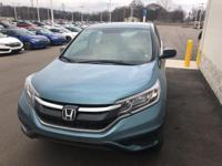 This 2015 Honda CR-V LX is offered to you for sale by