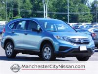 Clean CARFAX. CARFAX One-Owner.   ONE OWNER, CR-V LX