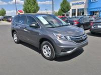 CARFAX One-Owner. Clean CARFAX. Certified. 2015 Honda