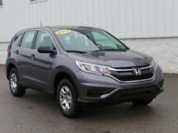 This 2015 Honda CR-V LX is proudly offered by Betten