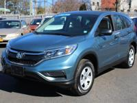 This 2015 Honda CR-V LX is proudly offered by Advantage
