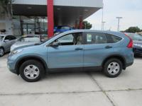 Options:  2015 Honda Cr-V Awd 5Dr Lx|All Wheel