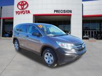 **One Owner**, -Clean Carfax-, CR-V LX, 4D Sport