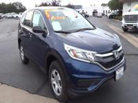 Step into the 2015 Honda CR-V! This is a superior
