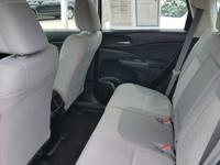 Options:  2015 Honda Cr-V Lx|Automatic|2.4L I-4