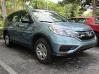 PREMIUM & KEY FEATURES ON THIS 2015 Honda CR-V include,