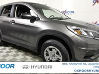 Honda CR-V LX CLEAN CARFAX, BLUE TOOTH TECHNOLOGY,
