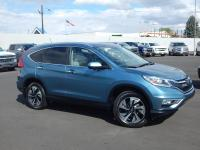 Options:  2015 Honda Cr-V Touring Awd|We Offer