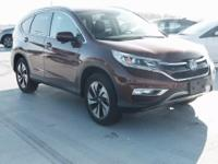 New Price! Recent Arrival! Certified. 2015 Honda CR-V