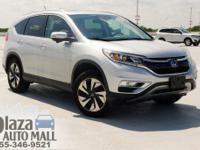 Recent Arrival! Certified. 2015 Honda CR-V Touring