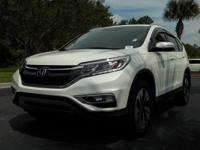 HONDA CERTIFIED WITH 100,000 MILE WARRANTY! AWD.
