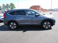 Check out this 2015 Honda CR-V 2WD 5dr Touring. Its