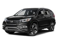 4D Sport Utility and FWD. Looks and drives like new.