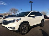 2015 Honda CR-V Touring Priced below KBB Fair Purchase