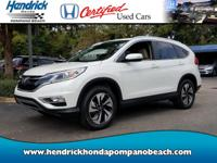HONDA CERTIFIED! *ONE OWNER* CLEAN CARFAX!, LOW MILES -