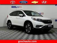 Gosch Auto Group is excited to offer this 2015 Honda