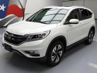 2015 Honda CR-V with Leather Seats,Power Front