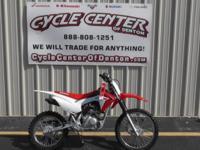 (940) 580-2914 ext.1024 2015 Honda CRF 125FBeing A Kid