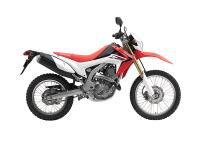 Sure the CRF250L is super practical offering great fuel