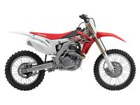 The list simply keeps going on. Next the CRF450R's