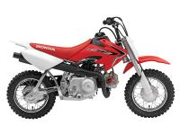And for grownups the CRF50F makes good sense too: an