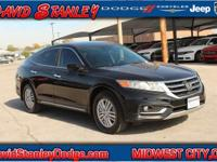 **LEATHER** and **POWER SUNROOF/MOONROOF**. Crosstour