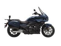 Motorcycles Touring 865 PSN . 2015 Honda CTX700 DCT ABS