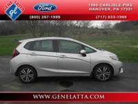 New Arrival! This 2015 Honda Fit *Low miles for a