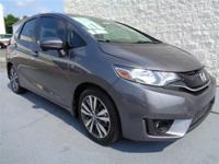 This 2015 Honda Fit 4dr 5dr Hatchback CVT EX Sedan .